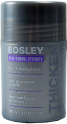 Bosley Black Hair Thickening Fibers (0.42 oz. / 12 g)