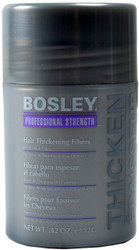 Bosley Gray Hair Thickening Fibers (0.42 oz. / 12 g)