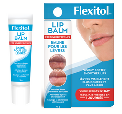 Flexitol Lip Balm (0.35 oz. / 10 g)