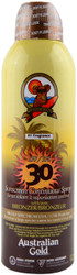 Australian Gold Sunscreen Continuous Spray w/ Bronzer SPF 30 (6 fl. oz. / 177 mL)