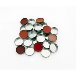 Mini 20 Round Metal Pans by Z Palette