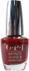OPI Infinite Shine Raisin' The Bar (Week Long Wear)