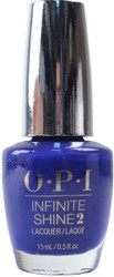 OPI Infinite Shine Indignantly Indigo (Week Long Wear)