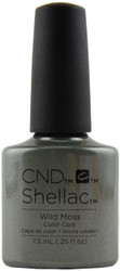 CND Shellac Wild Moss (UV Polish)