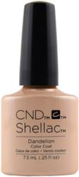 CND Shellac Dandelion (UV Polish)