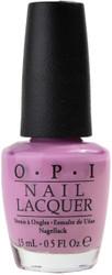 OPI Lucky Lucky Lavender nail polish