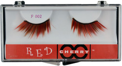 Red Cherry Lashes #F002 Red Cherry Lashes