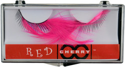 Red Cherry Lashes #F Pink Red Cherry Lashes