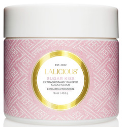 Lalicious Medium Sugar Kiss Extraordinary Whipped Sugar Scrub (16 oz. / 453 g)