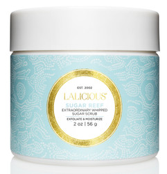 Lalicious Small Sugar Reef Extraordinarily Whipped Sugar Scrub (2 oz. / 56 g)