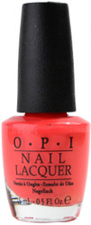 OPI I Eat Mainely Lobster nail polish