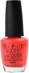 OPI Mod-ern Girl nail polish
