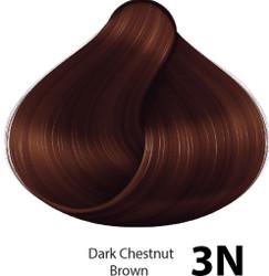 Naturtint 3N Dark Chestnut Brown Organic Permanent Hair Colorant (5.98 fl. oz. / 170 mL)