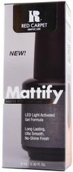 Red Carpet Manicure Mattify Matte Gel Topcoat
