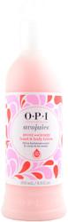 OPI Peony & Poppy Avojuice (250 mL / 8.5 fl. oz.)
