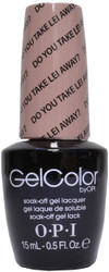 OPI Gelcolor Do You Take Lei Away? (UV / LED Polsih)