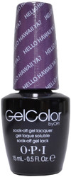 OPI Gelcolor Hello Hawaii Ya? (UV / LED Polsih)