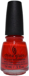 China Glaze The Heat In On