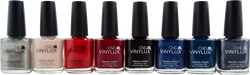 8 pc CND Vinylux Contradictions Collection