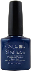 CND Shellac Peacock Plume (UV / LED Polish)