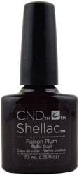 CND Shellac Poison Plum (UV / LED Polish)