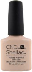 CND Shellac Naked Naivete (UV / LED Polish)