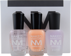 Zoya 3 pc Naked Manicure Men's Nail Perfecting Kit