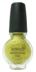 Gold (Special Polish) by Konad Nail Stamping