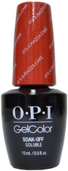 OPI Gelcolor It's a Piazza Cake (UV / LED Polish)