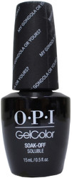 OPI Gelcolor My Gondola or Yours? (UV / LED Polish)