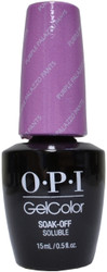 OPI Gelcolor Purple Palazzo Pants (UV / LED Polish)