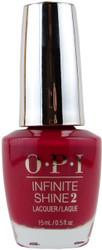 OPI Infinite Shine Berry On Forever (Week Long Wear)