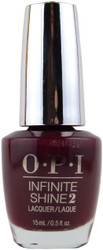 OPI Infinite Shine Stick To Your Burgundies (Week Long Wear)