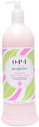 OPI Ginger Lily Avojuice (960 mL / 32 fl. oz.)