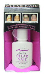 Dr. G'S Clear Nail To Kill Germs & Bacteria by Dr. G