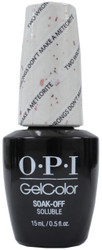 OPI Gelcolor Two Wrongs Don't Make A Meteorite (UV / LED Polish)