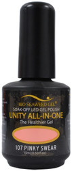 Bio Seaweed Gel Pinky Swear (UV / LED Polish)