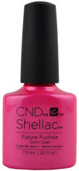 CND Shellac Future Fuchsia (UV / LED Polish)