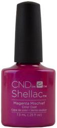CND Shellac Magenta Mischief (UV / LED Polish)