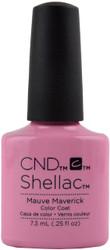 CND Shellac Mauve Maverick (UV / LED Polish)