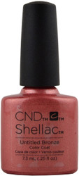 CND Shellac Untitled Bronze (UV / LED Polish)