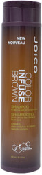 JOICO Color Infuse Brown Shampoo (10.1 fl. oz. / 300 mL)