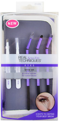 Real Techniques 6 pc Brow Set
