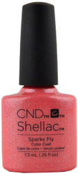 CND Shellac Sparks Fly (UV / LED Polish)