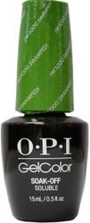 OPI Gelcolor I'm Sooo Swamped!