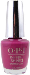 OPI Infinite Shine Don't Provoke The Plum! (Week Long Wear)