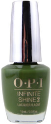 OPI Infinite Shine Olive For Green (Week Long Wear)