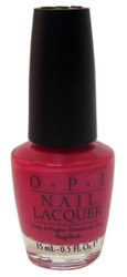 OPI That's Berry Daring nail polish