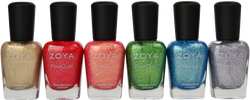Zoya 6 pc Seashells Collection