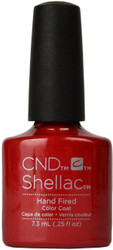 CND Shellac Hand Fired (UV / LED Polish)